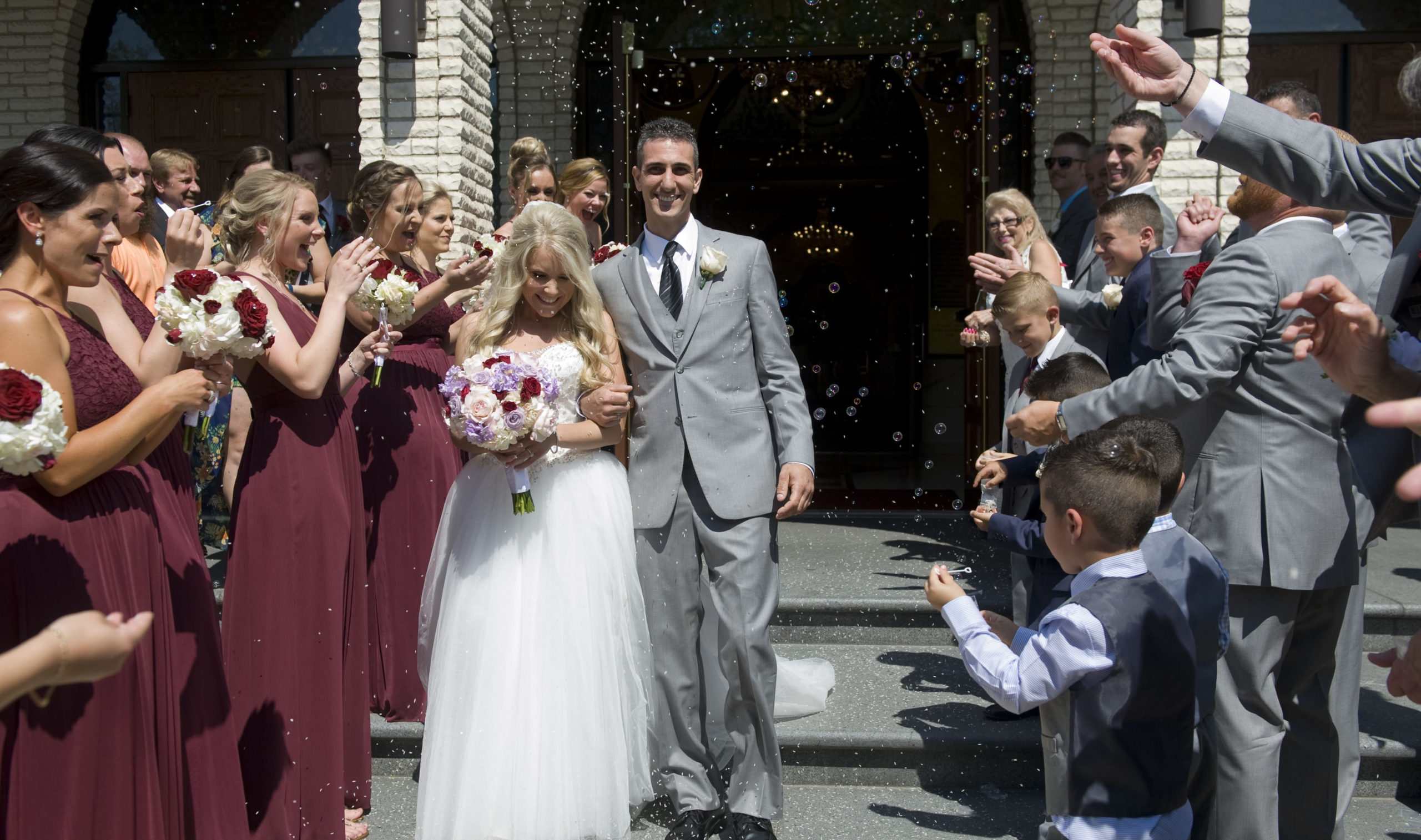 St Demetrios Wedding Photographer