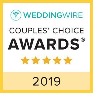2019 Couples Choice Award
